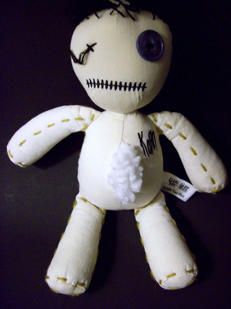 korn issues doll - 736×982