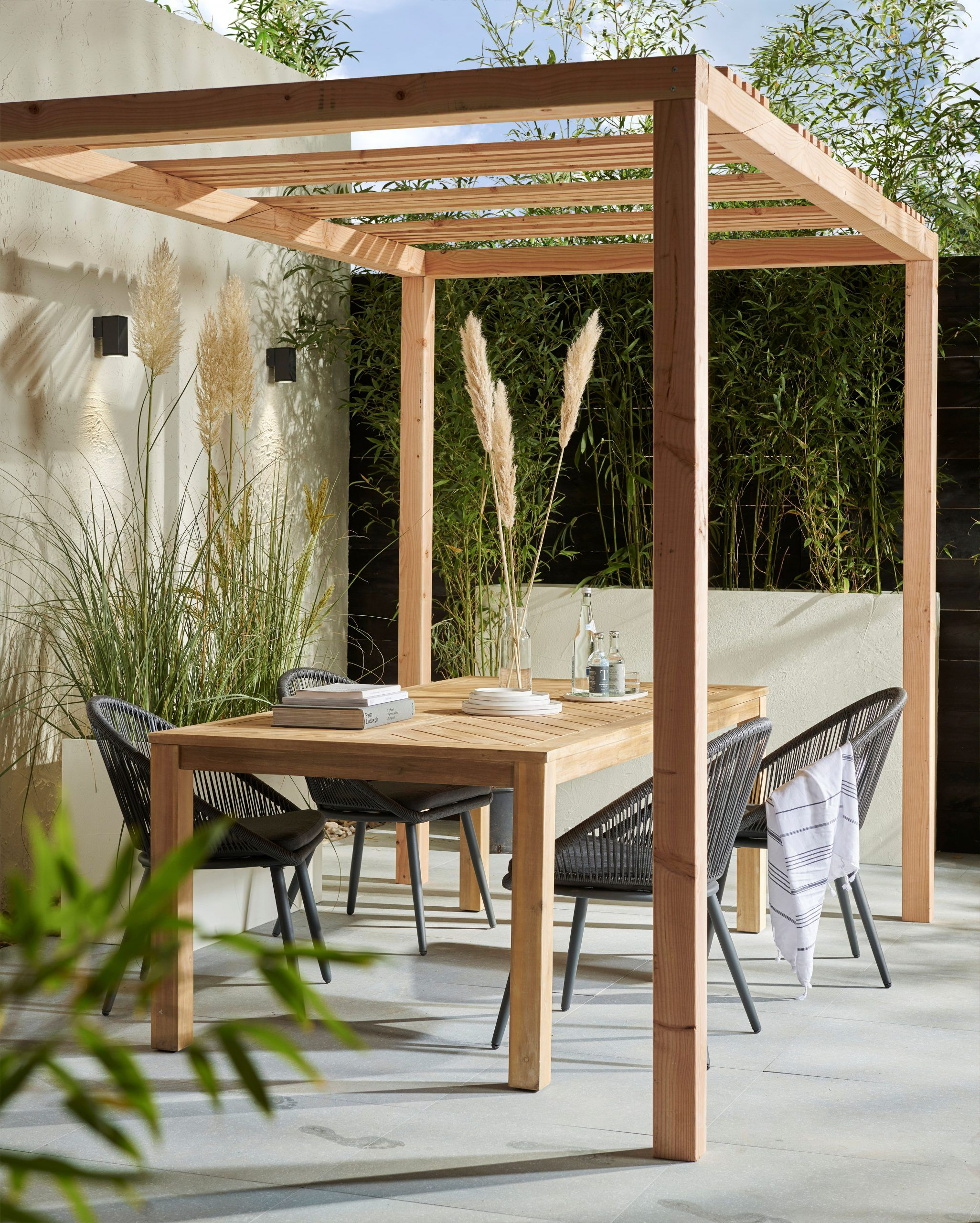 A Comprehensive Overview On Home Decoration In 2020 Pergola - Pergola Over Terrasse