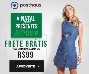 070a1fda6 Promoção de Natal Posthaus Roupas femininas com frete grátis ...
