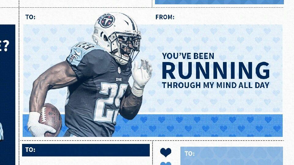 Titans Valentine's - on website