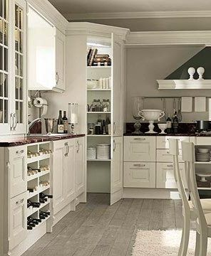 miami Corner Pantry Cabinet with shag area rugs5 x 7 rugs kitchen traditional and #kitchenpantrycabinets
