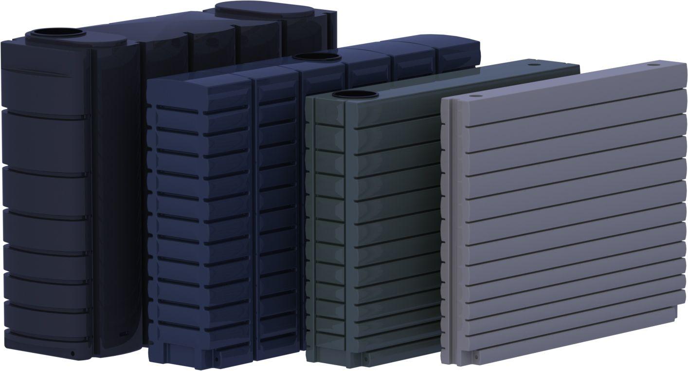 Thintanks Maxiplas Rain Water Tank Rainwater Rain Water Collection System