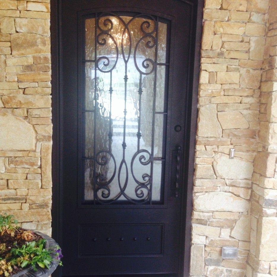 Iron Doors Entrada Iron And Wood Doors Dallas Tx Eyebrow Iron Doors Iron Doors Wood Doors Doors