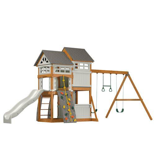 Suncast Backyard Play Set At Menards 1 400 Play Set