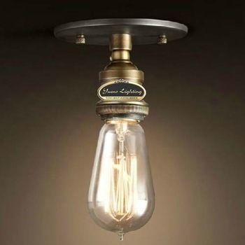 New Vintage petite plafond lustre lumière loft lampes pour la - lustre pour salle a manger
