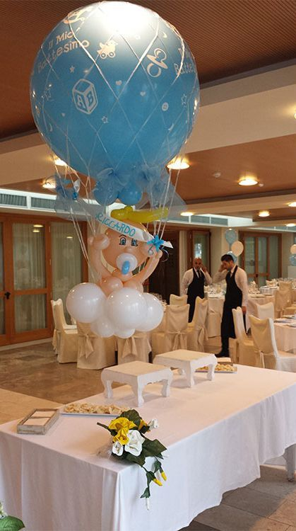 Balloon express allestimenti palloncini addobbi per for Addobbi per feste in piscina