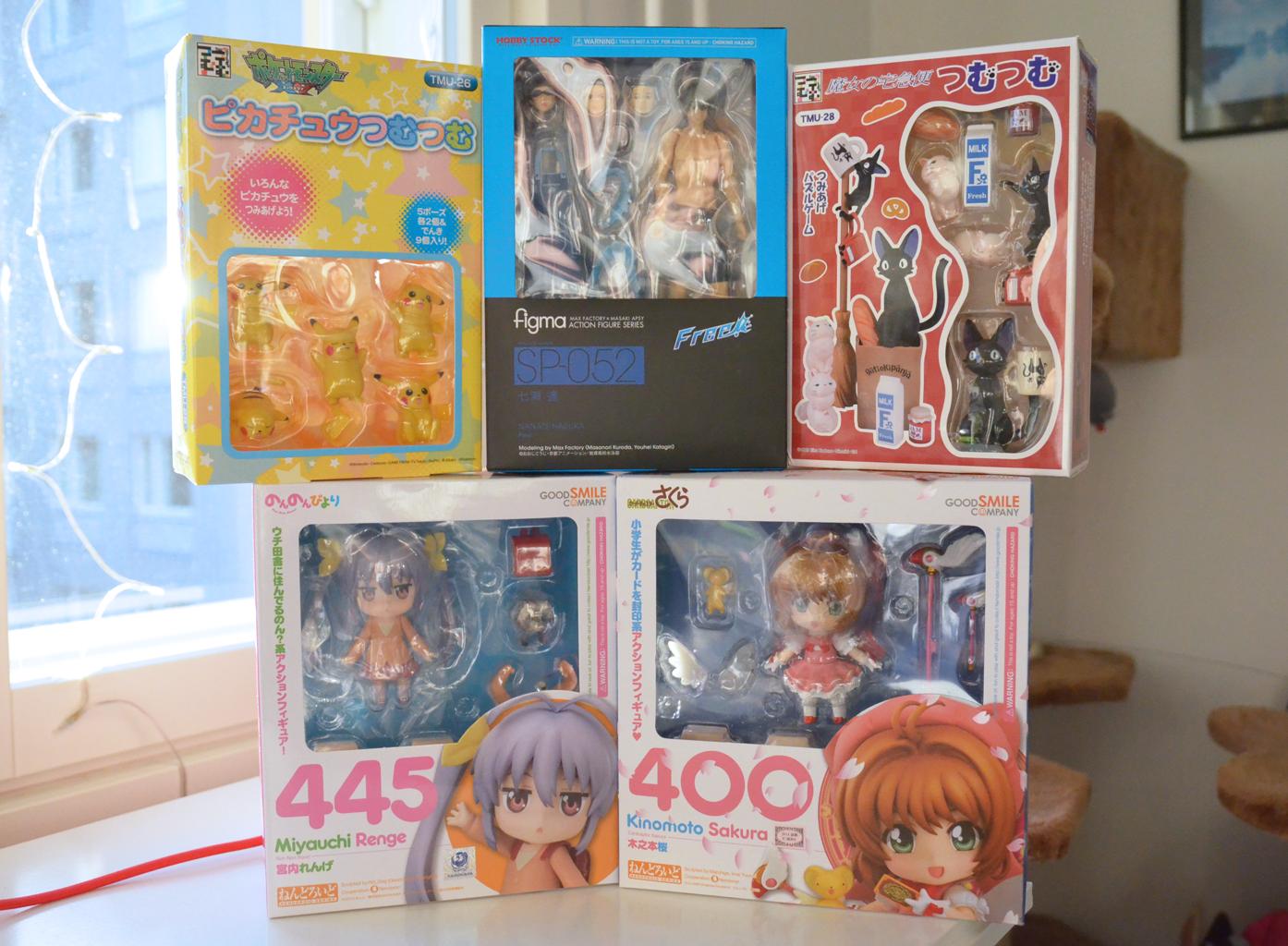 my figures
