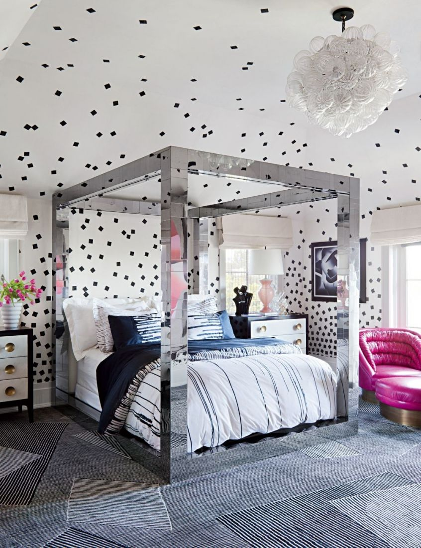 high octane glamour in this beverly hills girls room | ♡room