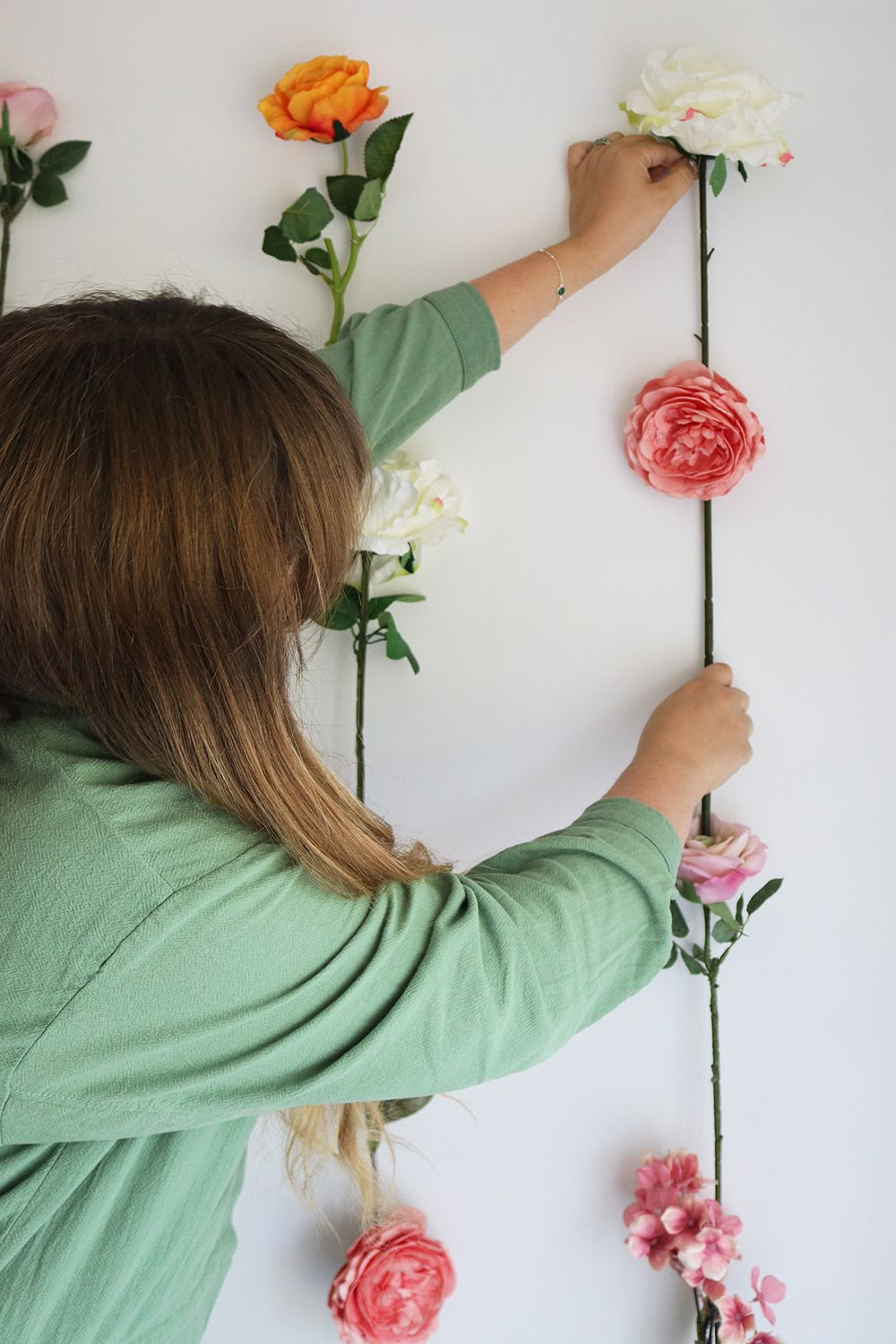 Pin by The Buttermilk Rose on DIY Crafts in 2019 Flower