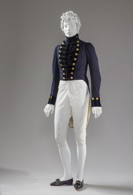 Men's Fashion During the Regency Era (1810s to 1830s) | Mode