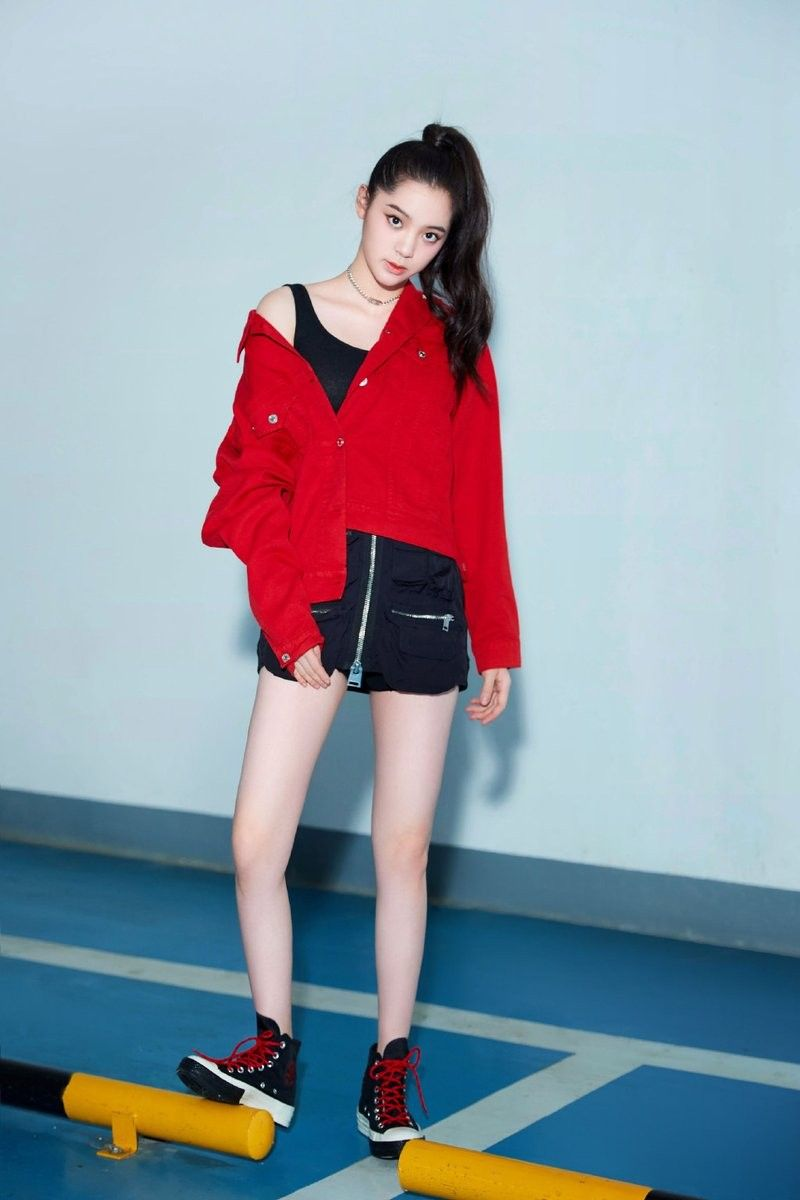 Ouyang Nana S Studio Updates Weibo With New Pictures Gaya Model Pakaian Mode Wanita Perempuan