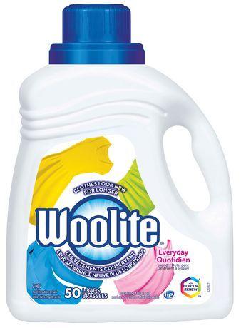 Woolite Everyday Liquid Laundry Detergent Mega Value Laundry