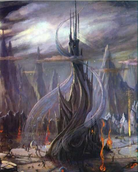 isengard (With images) | Middle earth art, Tolkien art, Lotr art
