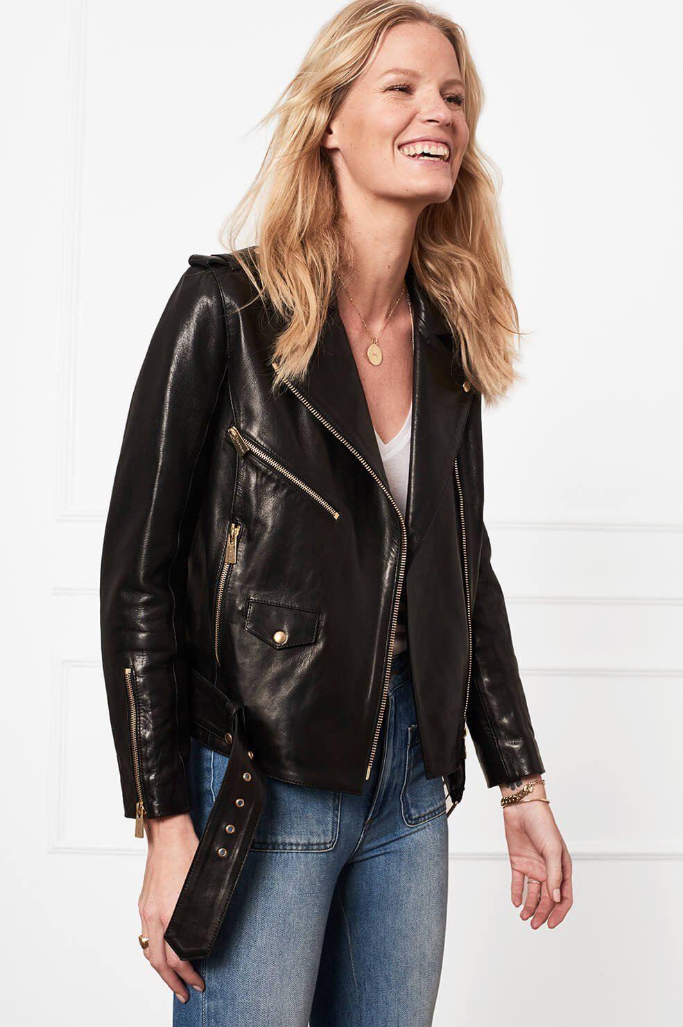 65c079a18 Vintage Leather Jacket   2017 Sunshine in my pocket   Vintage ...
