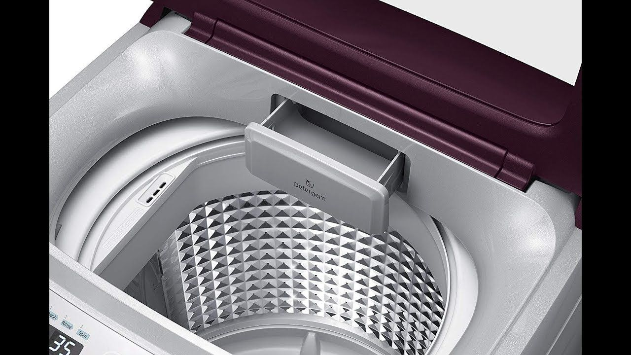 Samsung 7 kg Fully Automatic Top Loading Washing Machine