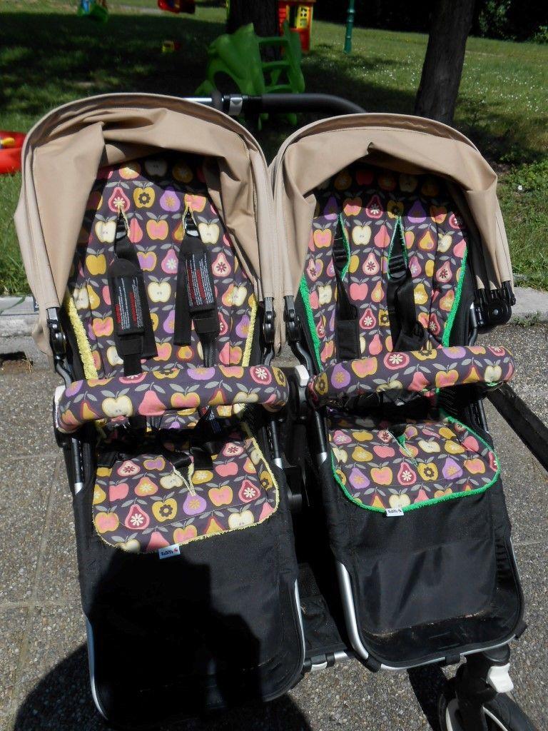 Sitzauflage Buggy / Kinderwagen nähen - nähen und häkeln by KeDiYa ...