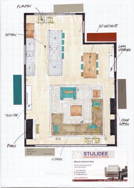 Interieur- en stylingtips voor de woonkamer | Interieurontwerp ...