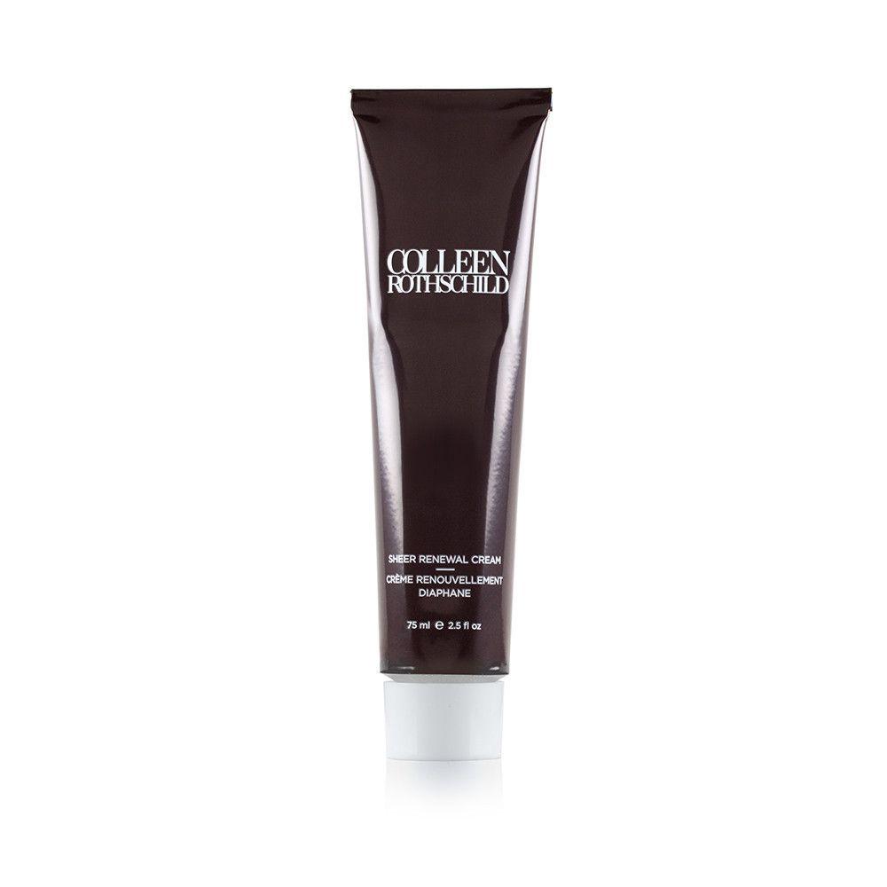Sheer Renewal Cream – Rothschild Beauty Group, LLC