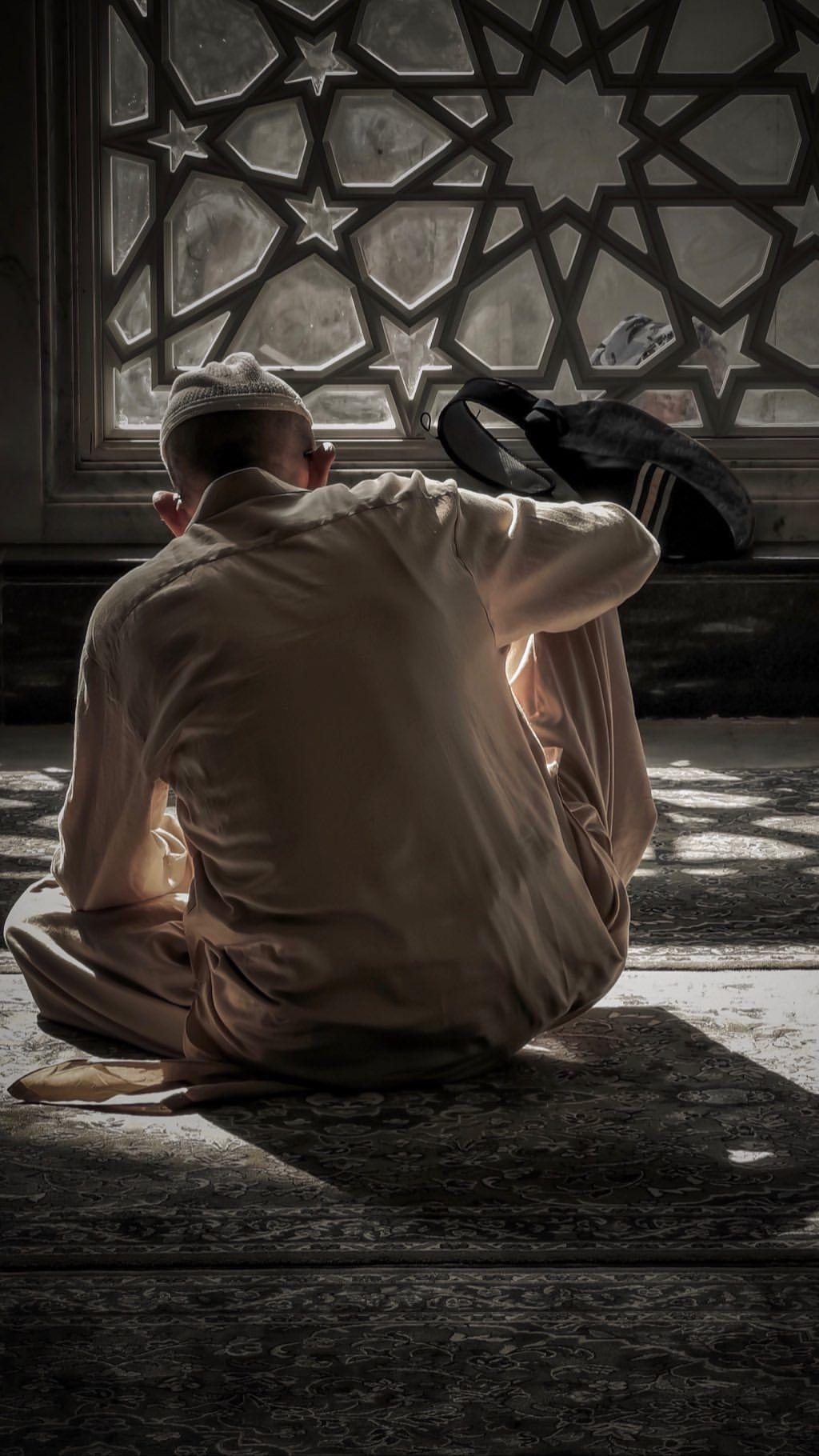 Muslim Panosundaki Pin
