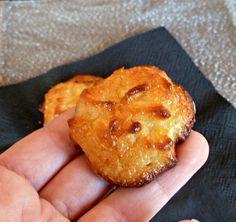 Coquitos con crema pastelera