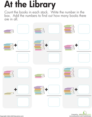 Library Addition: Adding Book Stacks | Teaching Elementary ...