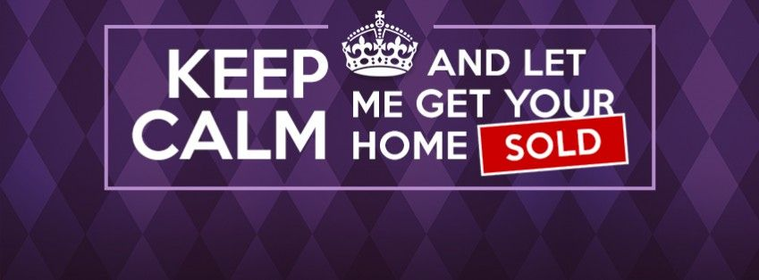 keep-calm-get-home-sold-purple | Real Estate Info in 2019