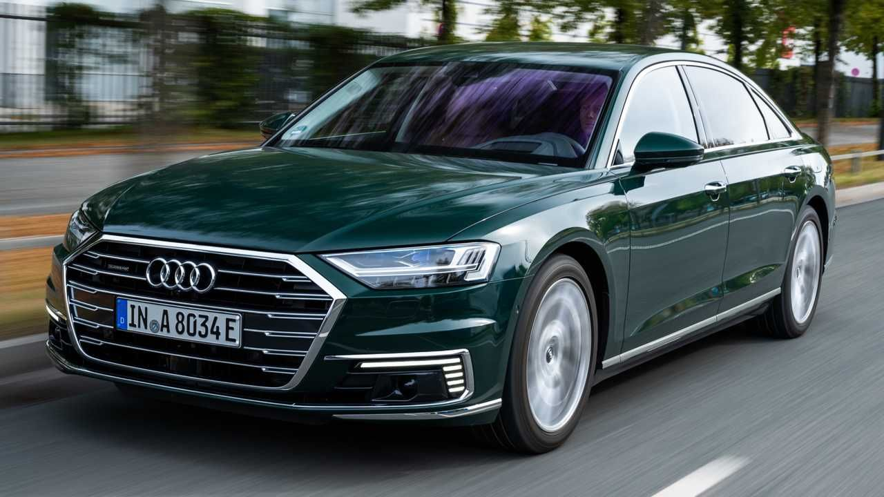 2020 Audi A8 Plug In Hybrid Will Cost 94 995 Audi A8 Audi Audi W12
