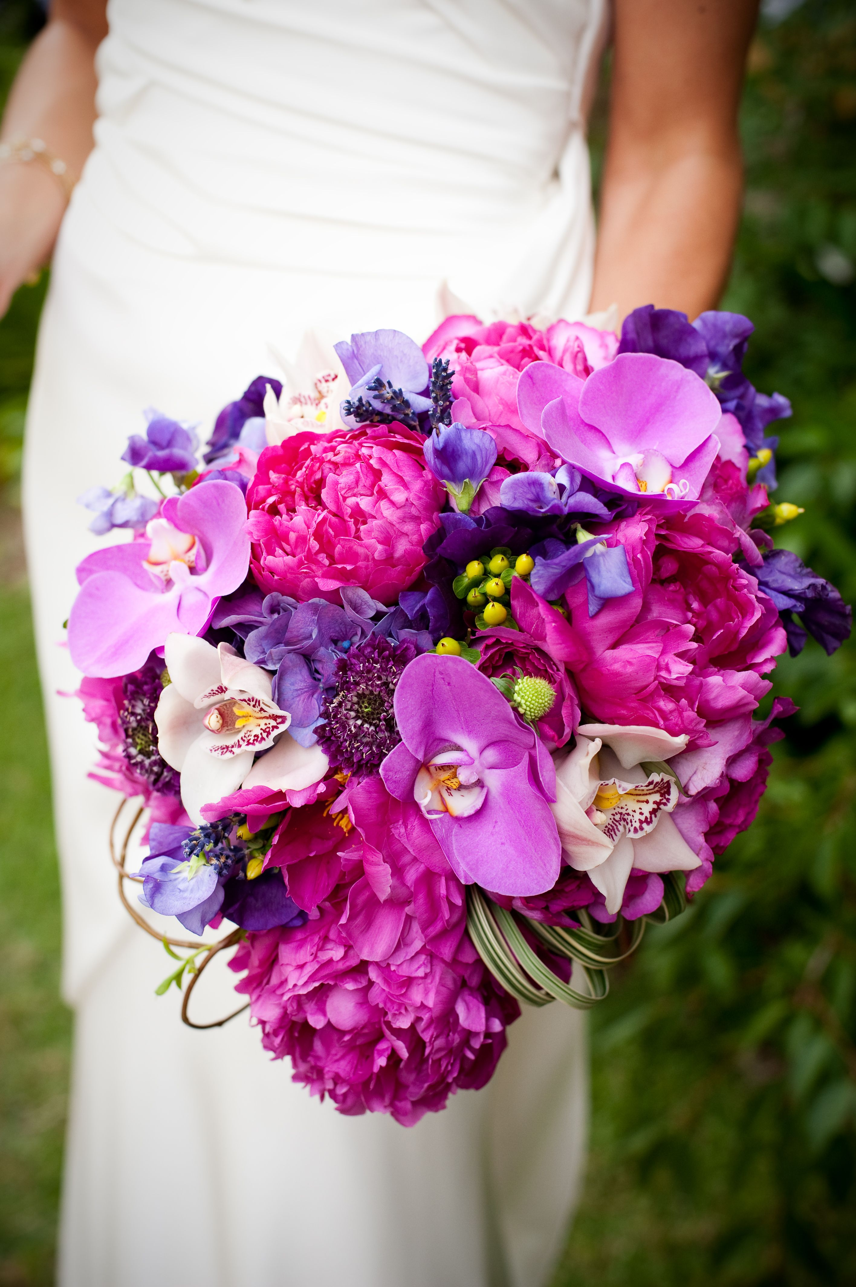 www.charlestonstems.com purple & pink palette | Stems Bouquet ...