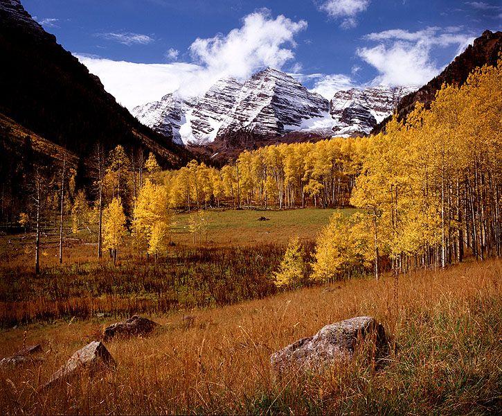 Maroon Bells - Aspen, Colorado - Mark Borneman.