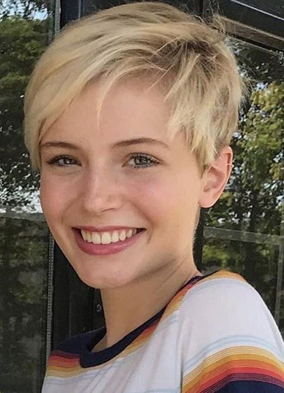 Latest Pixie Haircut Styles for Short Hair You Must Try in 2020 | Fashionsfield