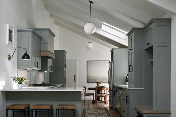 Best Farrow Ball Pigeon Kitchen Cabinets Kitchen Cabinet 400 x 300