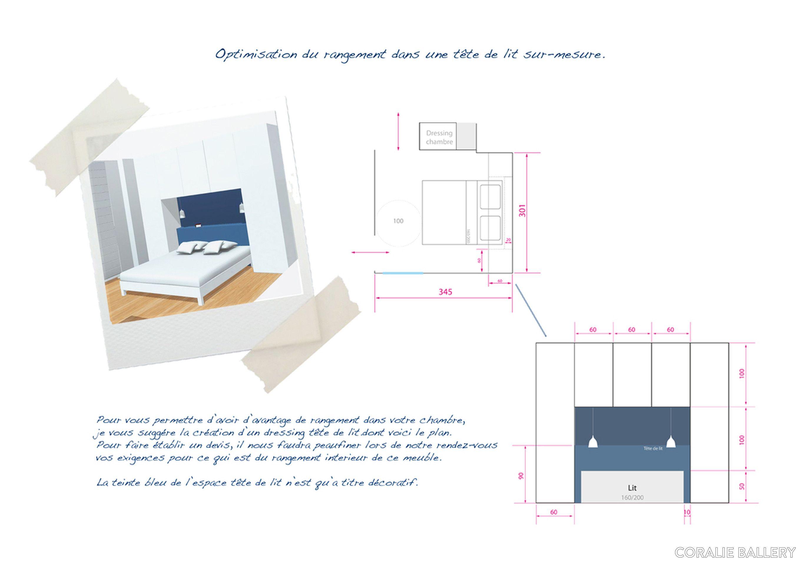 cr ation et r alisation sur mesure un pont de lit dressing lit pont pinterest wardrobes. Black Bedroom Furniture Sets. Home Design Ideas