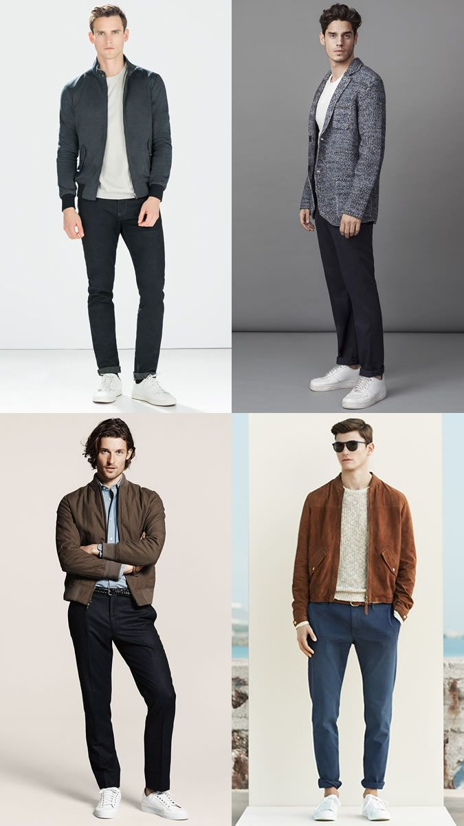 Menus casual dress code outfit inspiration lookbook male lookbook