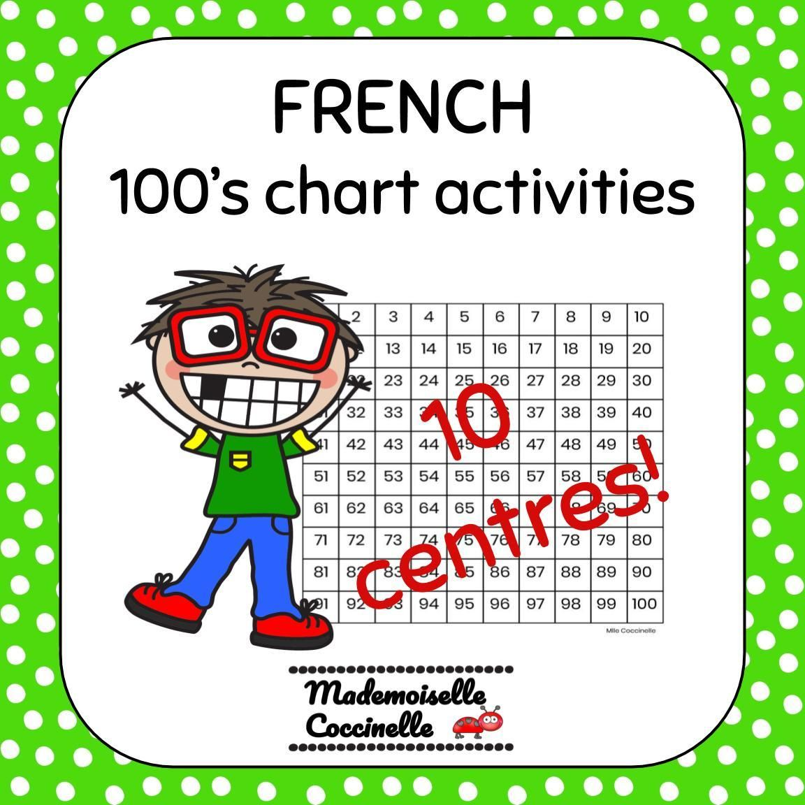 French Math Centres