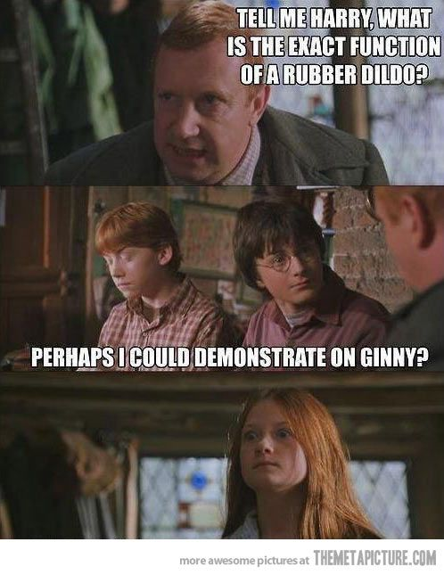 Disturbed Ginny Harry Potter Memes Hilarious Harry Potter Memes Laughing So Hard