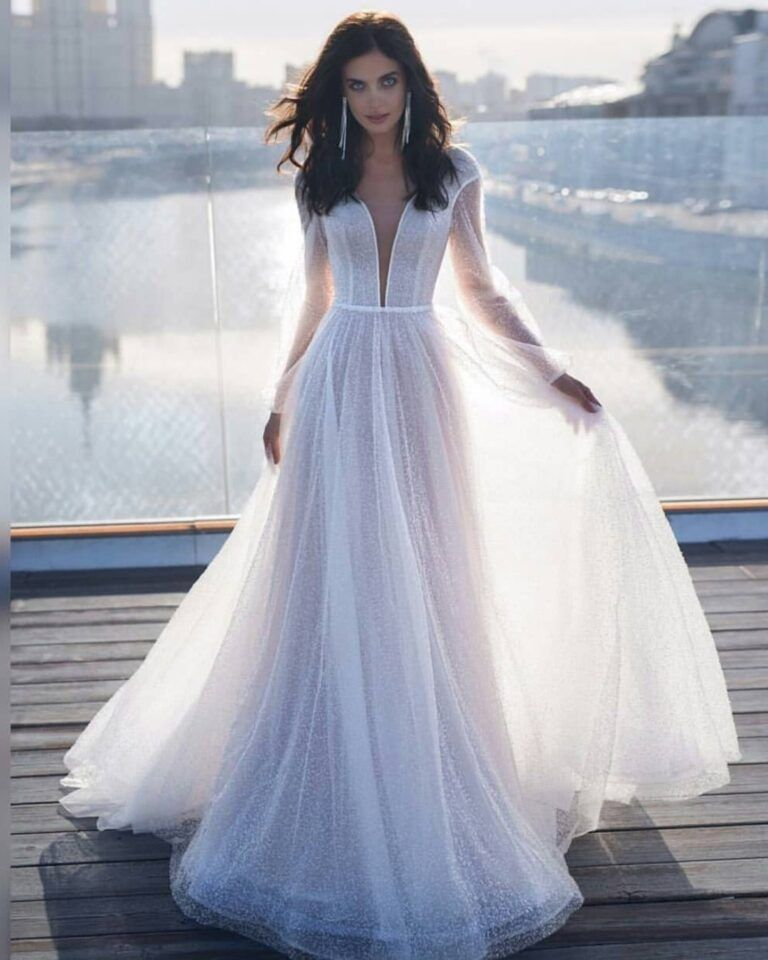Top 28 Simple Wedding Dresses Ideas To Inspire You Bridal Gowns Vintage Long Sleeve Wedding Dress Lace Bride Dress