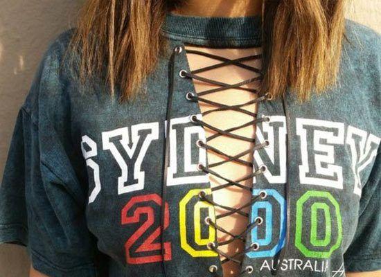 11 Jeitos de Como usar Camisa como Saida de Praia   As
