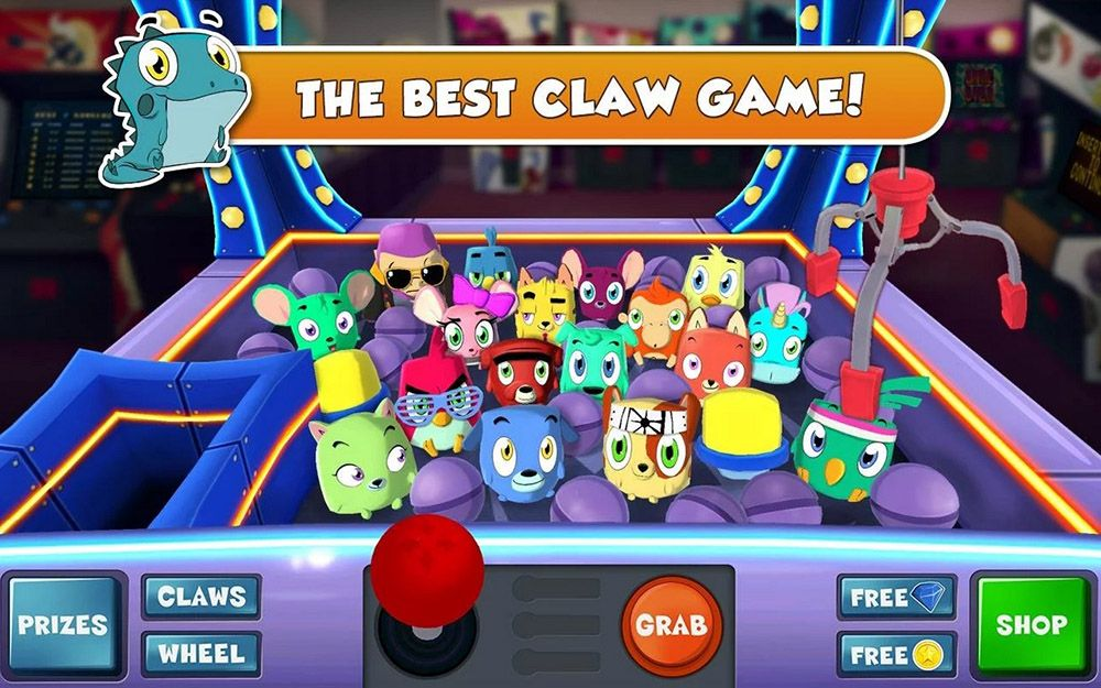 Prize Claw 2 erapid games news Arcade games, Free games