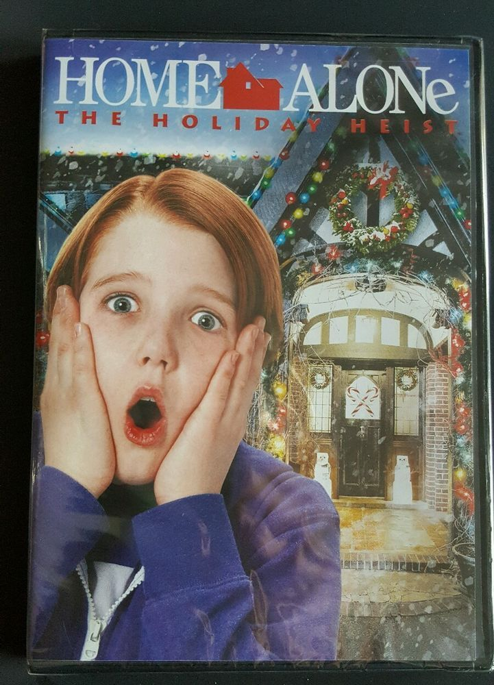 2012 Family Home Decorating Ideas: Home Alone The Holiday Heist Christmas Family Movie DVD