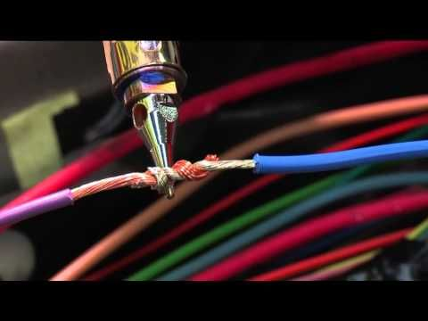 How To Make A Power Relay Fuse Block Automotive Wiring Youtube Automotive Automotive Repair Auto Repair