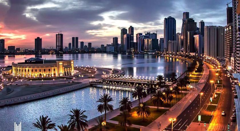 Buhaira Corniche Sharjah | Copthorne hotel, Amphitheater, Sharjah
