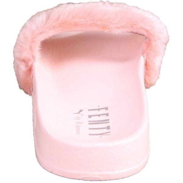 0e768880f60d Puma Rihanna Leadcat Fenty Slide Pink Sandal