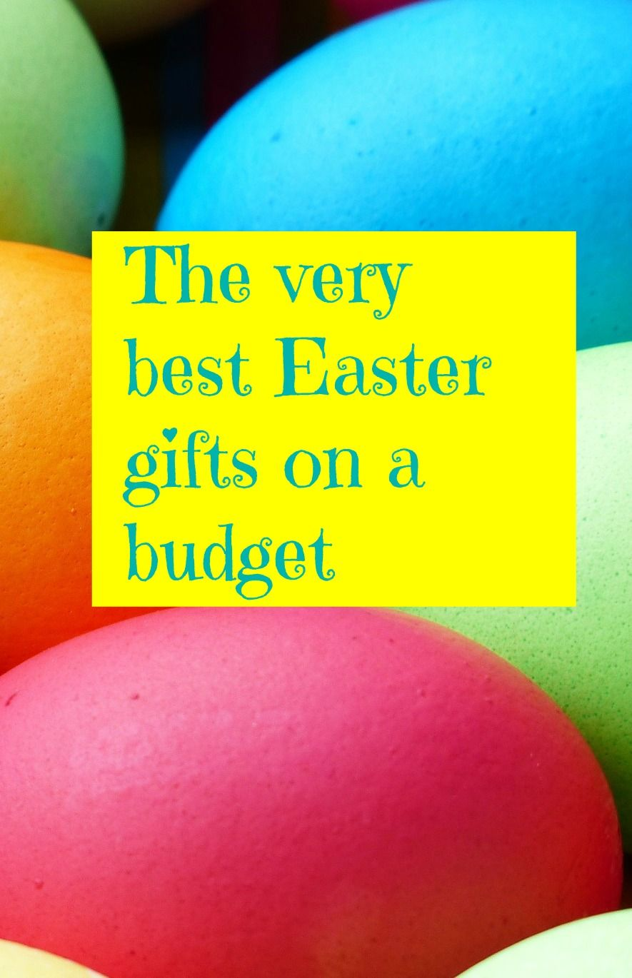 Easter gifts on a budget to be classifed pinterest easter easter gifts on a budget negle Gallery
