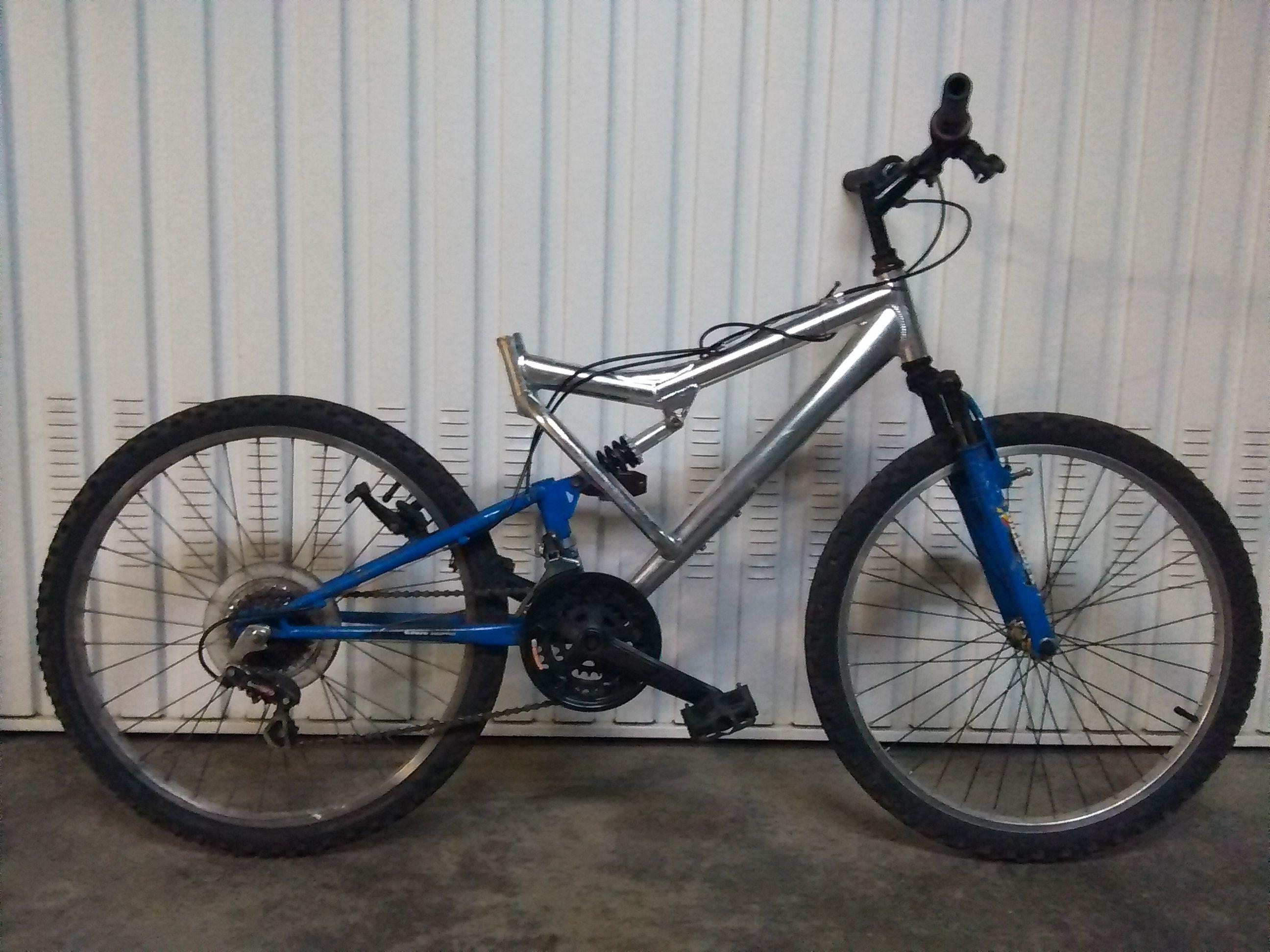 Bici Juvenil de Aluminio para Reparar 60€ Vendo bicicleta de montaña ...