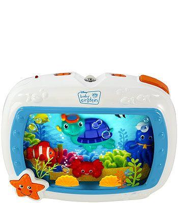 Baby Einstein Soothing Sea Crib Toy Baby Einstein Sea