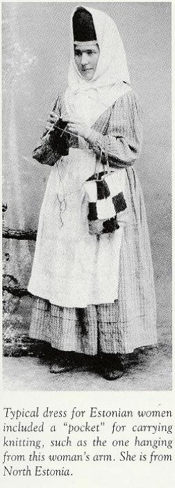 Estonie Folk Knitting in Estonia: A Garland of Symbolism, Tradition and…
