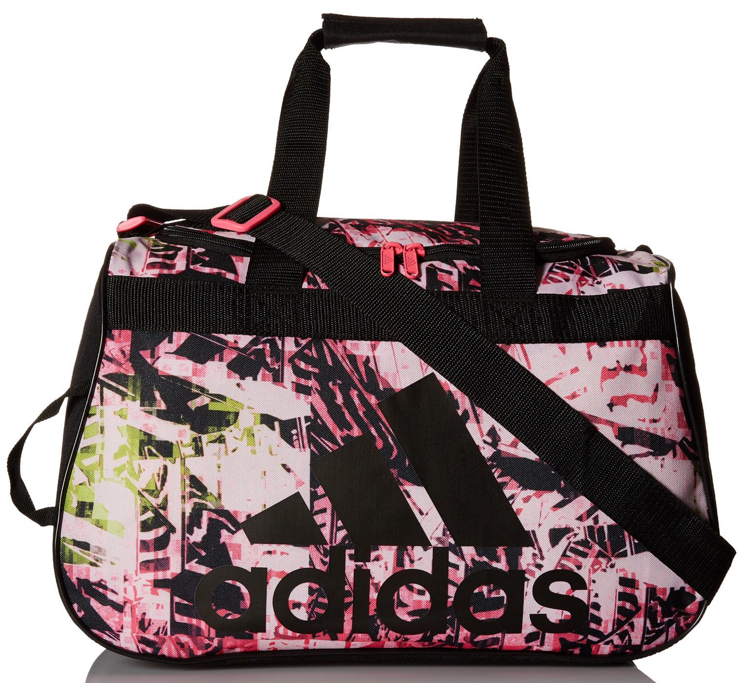 Adidas women s diablo small duffle gym bag. Amazon aa5ec6388