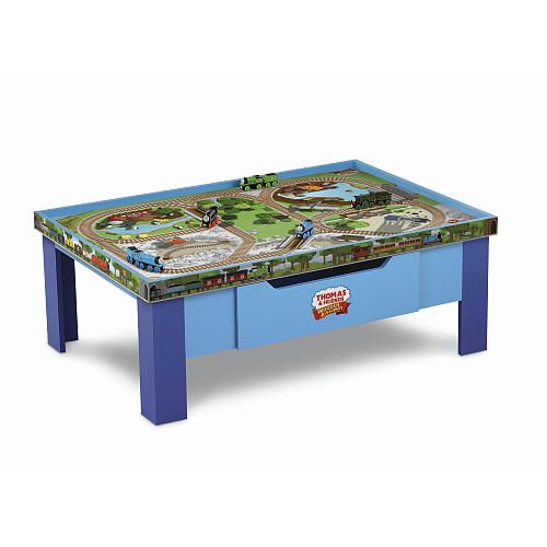 Image For Wr Wood Table From Mattel Thomas The Train Toys Thomas And Friends Toy Train