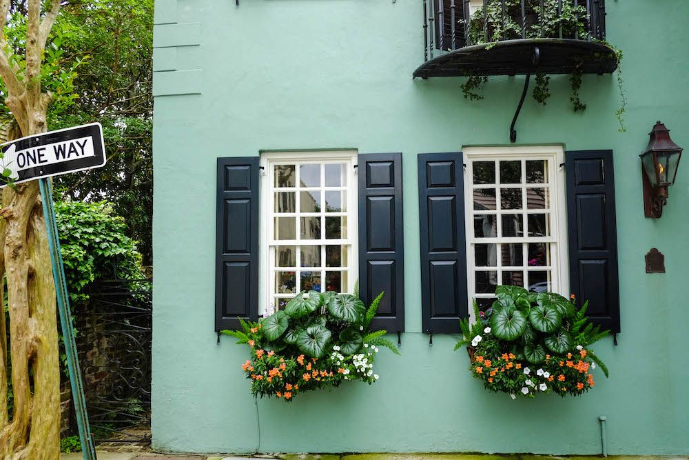 Charleston city guide the stripe by grace atwood with