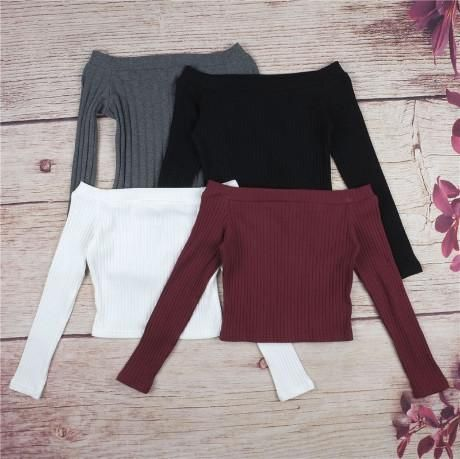 """Use coupon """"PIN10"""" to get 10% off  PULLOVER TOP WITH LONG SLEEVE"""